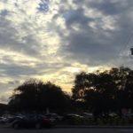 Khu Mua Sắm ở Mỹ: Cảnh Chiều Tà Trước Ngày Lễ Thanksgiving ở Khu Chợ Gần Chổ Tiệm Sửa Xe P1